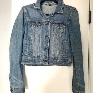 American Eagle Medium Jean Jacket